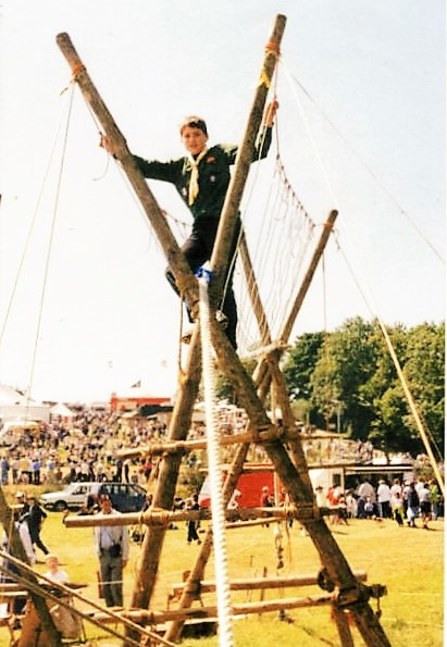 show pioneering monkey bridge